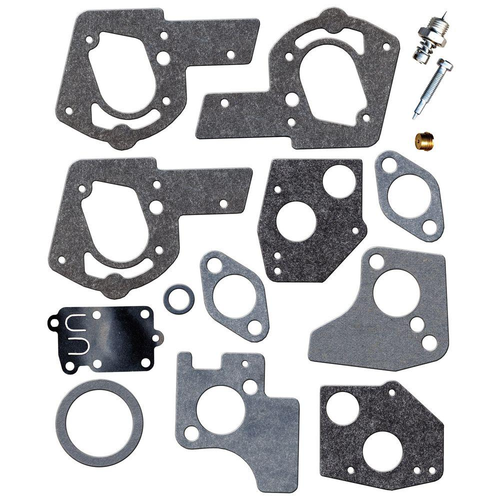 Briggs & Stratton Carburetor Overhaul Kit for 3 - 5 HP Horizontal Engines