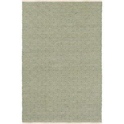 Peregrine Mint Green 2 Ft X 3 Area Rug