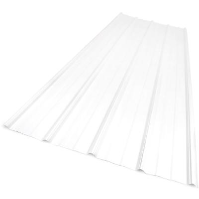 Polycarbonate Roof Panels Roofing The Home Depot