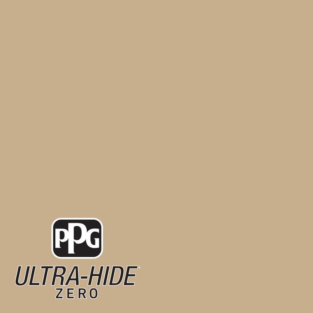Ppg 5 Gal Hdpo64 Ultra Hide Zero Satin Gold Semi Gloss Interior