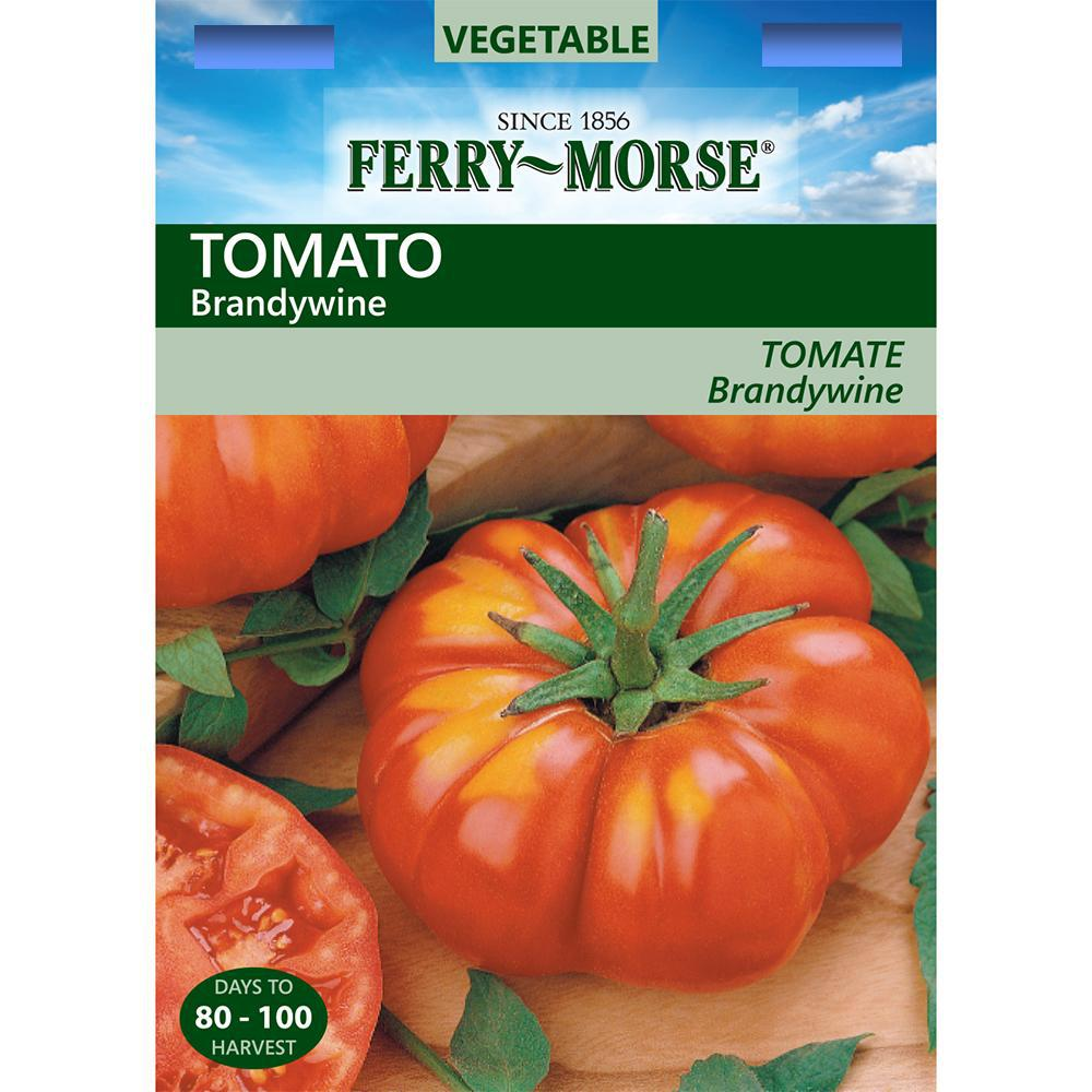 Ferry Morse Tomato Brandywine Seed 8668