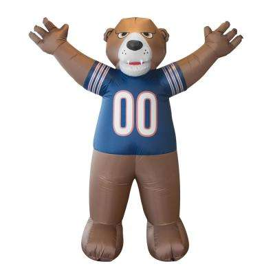 7 ft. Chicago Bears Inflatable Mascot