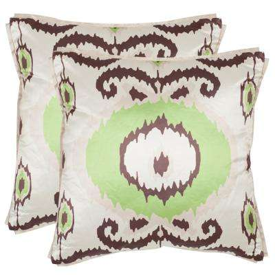 Giselle Printed Patterns Pillow (2-Pack)