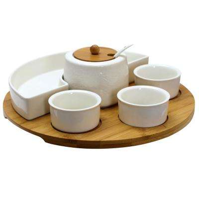 8-Piece Appetizer Serving Set