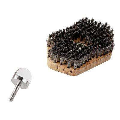 Replacement Bamboo Grill Brush Head