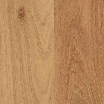 Take Home Sample - Camellia Blonde Acacia Laminate Flooring - 5 in. x 7 in.