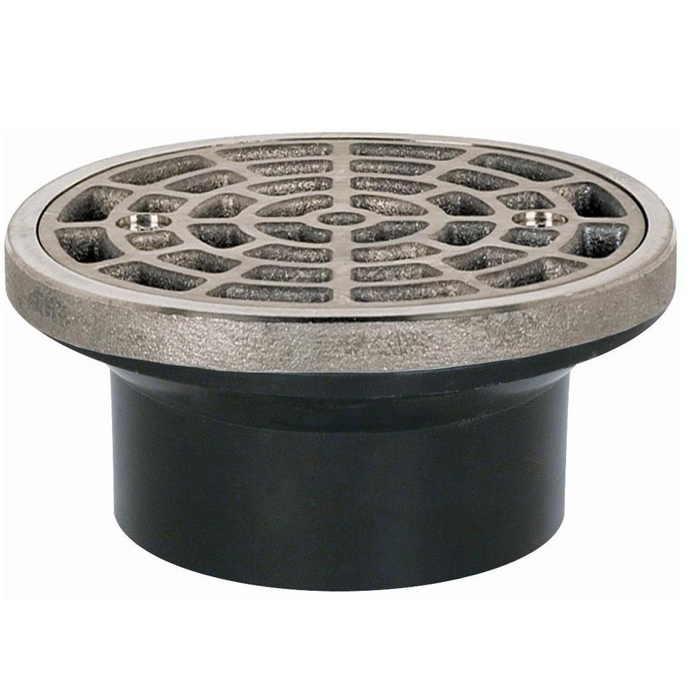 Sioux chief floor drain compare prices at nextag for Ground drain