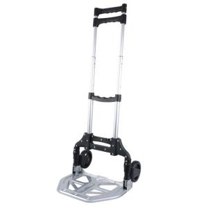 OLYMPIA Pack-N-Roll 150 lb. Folding Hand Truck with Steel Toe Plate by OLYMPIA