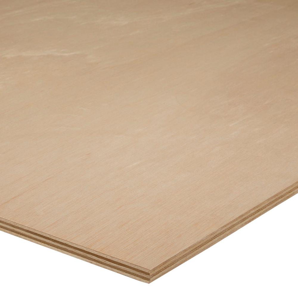 Superbe 18mm   Sande Plywood ( 3/4 In. Category X 4 Ft. X