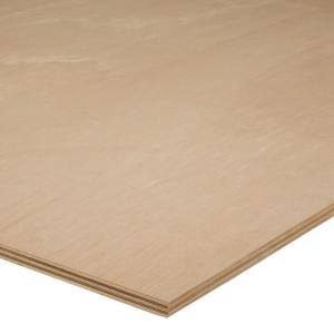 18mm Sande Plywood 3 4 In Category X 4 Ft X 8 Ft