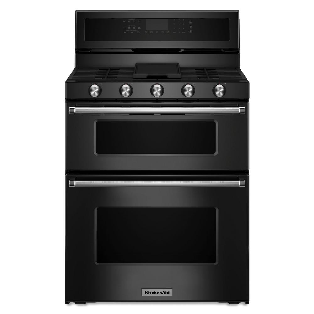 Kitchenaid 30 In 60 Cu Ft Double Oven Gas Range With. Kitchen Interior Design Ideas. Open Living Room Kitchen Designs. Very Small Kitchen Design. Martha Stewart Kitchen Design. Kitchen Design Mississauga. Hgtv Kitchen Designs. Square Kitchen Design. Design Your Own Kitchen Floor Plan