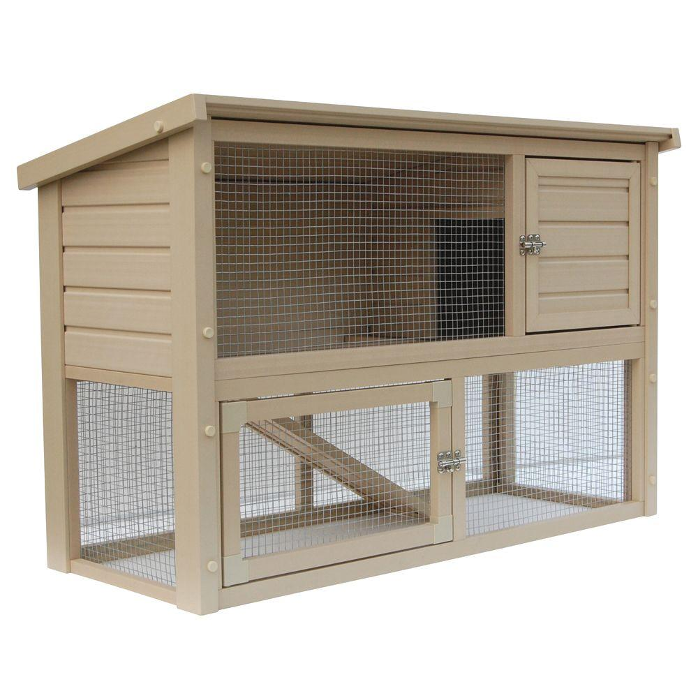 Columbia Rabbit Hutch