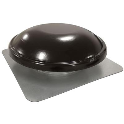 1250 CFM Black Power Roof Mount Attic Fan