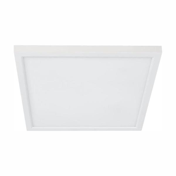 4 in. J-Box 8-Watt Dimmable White Integrated LED Square Flat Panel Ceiling FlushMount Light w/ ColorChanging CCT(4-Pack)