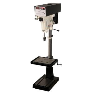 JET 1 HP 15 inch Floor Standing Drill Press, Variable Speed, 115/230-Volt, J-A5816 by JET