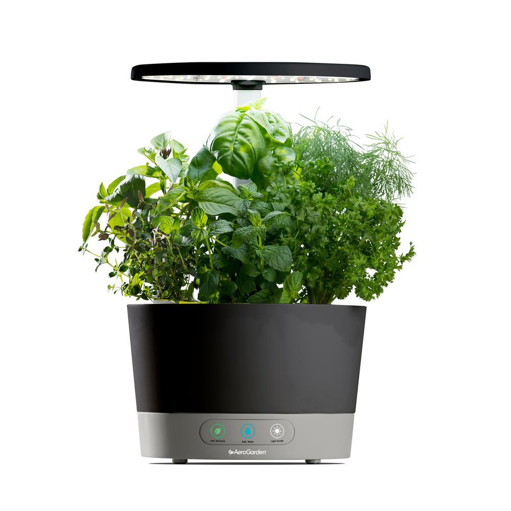 Harvest 360 Black Home Garden System