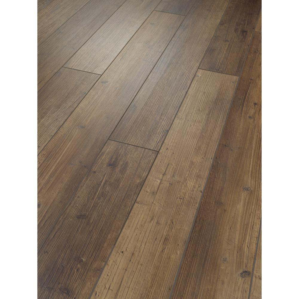 Take Home Sample - Bristol Duke Click Lock Vinyl Plank Flooring - 5 in. W x 7 in. L