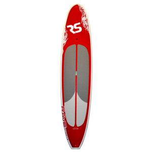 Click here to buy RAVE Sports Lake Cruiser Stand Up Paddle Board in Red by RAVE Sports.
