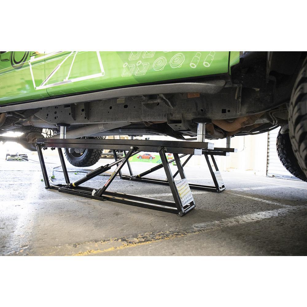 Quickjack Bl 7000slx 7 000 Lbs, Portable Car Garage Home Depot
