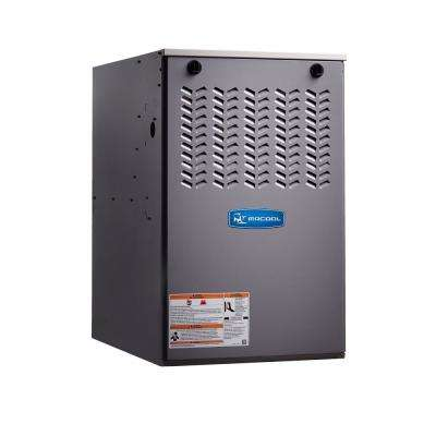 80% AFUE 4 Ton 110,000 BTU Multi-Position Multi-Speed Gas Furnace