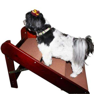 28 in. x 16 in. x 4.5 in. Small Pet Aussie Steps for Pets Up to 30 lbs.