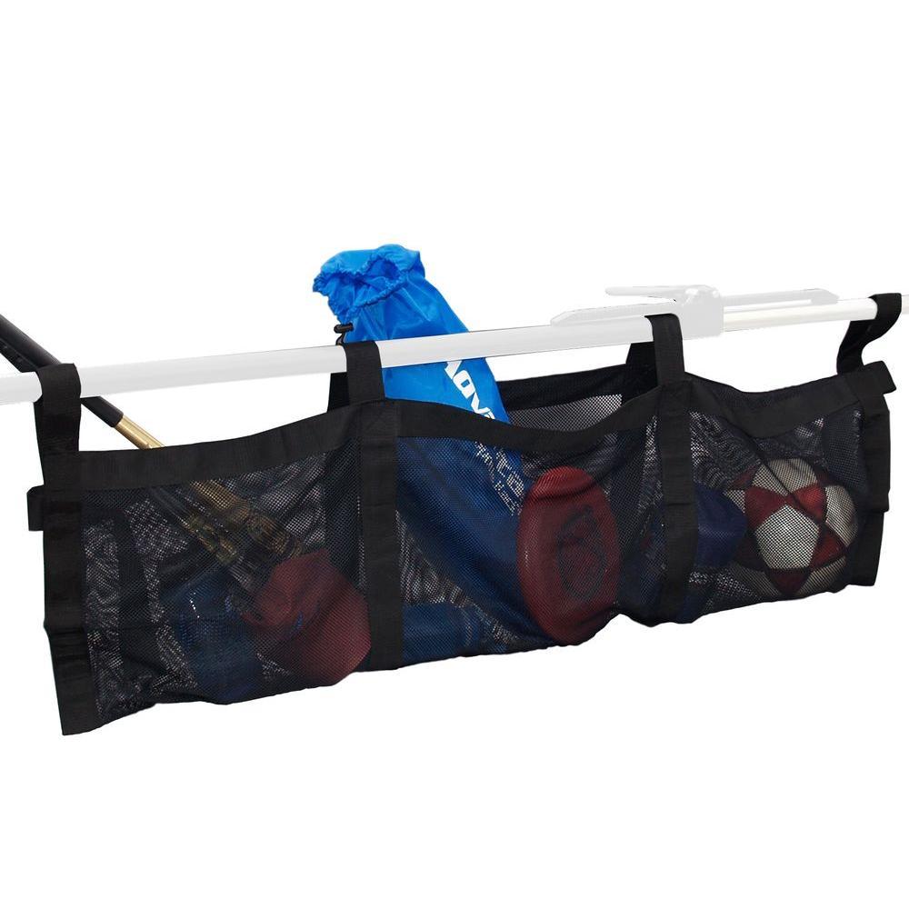 Heininger Automotive 4021 Black Full Size HitchMate NetWerks Cargo Bag