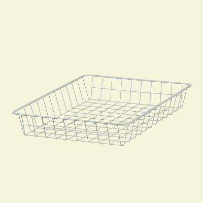 21 in. x 3-1/4 in. x 17 in. Ventilated Wire Drawer