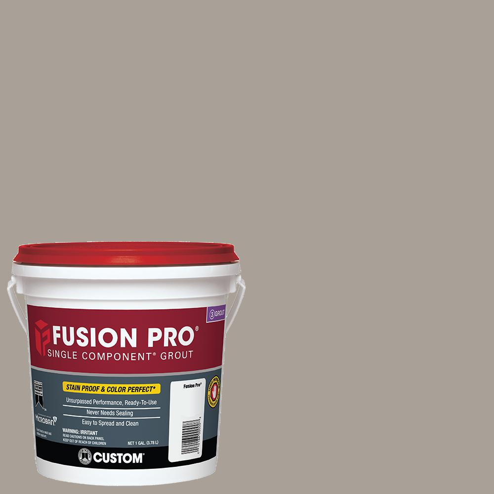 Custom Building Products Fusion Pro 543 Driftwood 1 Gal Single Component Grout