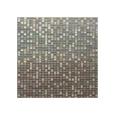 2.5 in. x 18 in. Large Mosaic 1-Roll StickShades