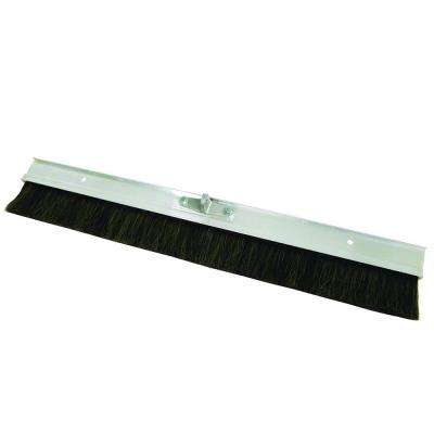 72 in. Concrete Finish Broom-Aluminum Block
