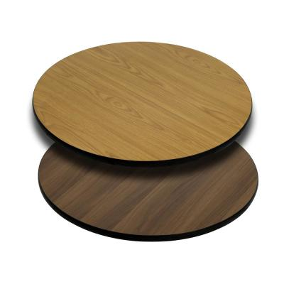 Natural/Walnut Table Top Only