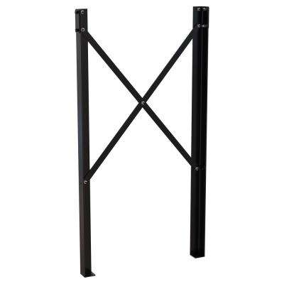 70 in. Pair of Legs For Modular Work Platform