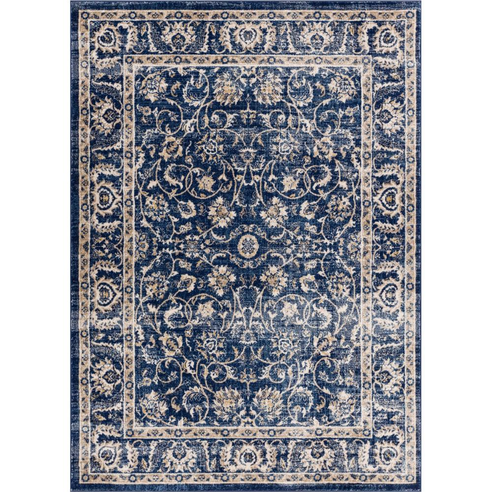 Amba Sonoma Blue 7 ft. 10 in. x 9 ft. 10