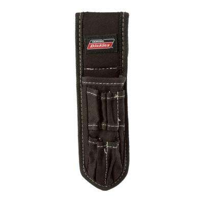 5-Pocket Pliers Pouch and Small Tool Holder, Black