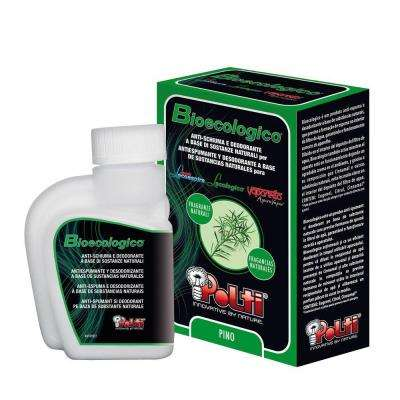 Bioecologico Pine Collection Tank Anti-foam Agent for EcoSteamVac Dual and Turbo