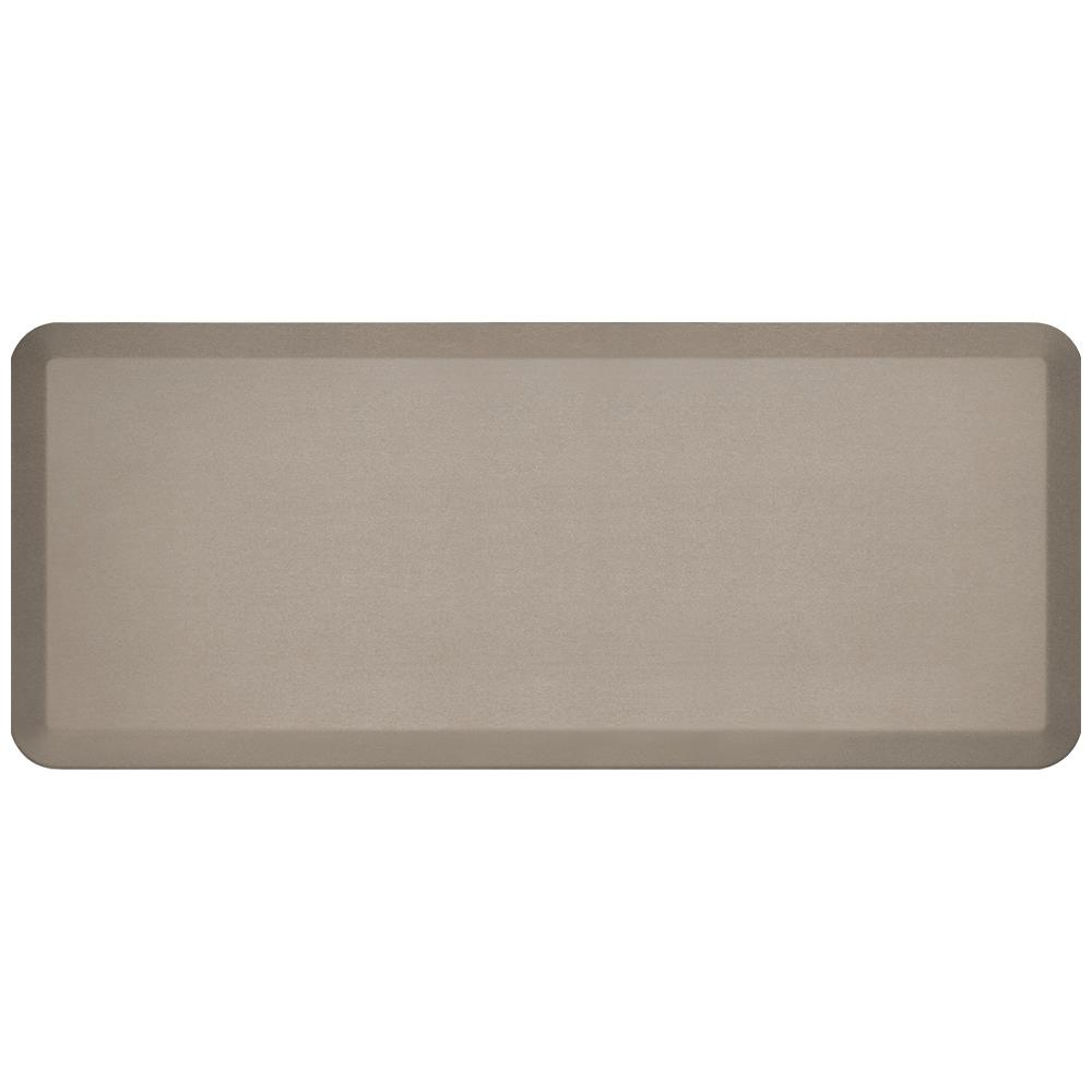 Newlife Pro Grade Brushed Stone 20 In X 48 In Comfort