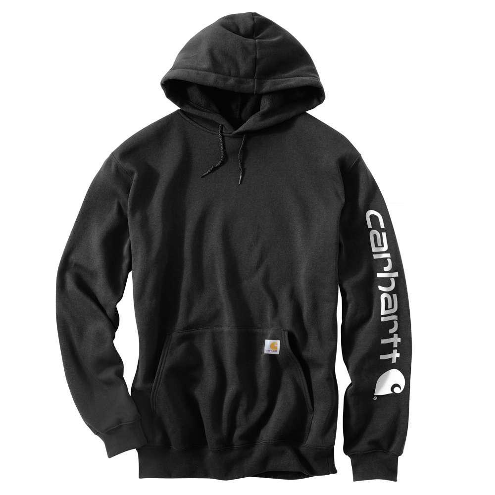 Men's Regular XX Large Black Cotton/Polyester Sweats