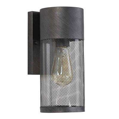 Wheeler Ridge 1-Light Oil Rubbed Bronze Outdoor Wall Mount Lantern