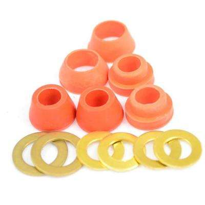 Washer - Assorted Colors - Faucet Parts & Repair - Plumbing Parts ...