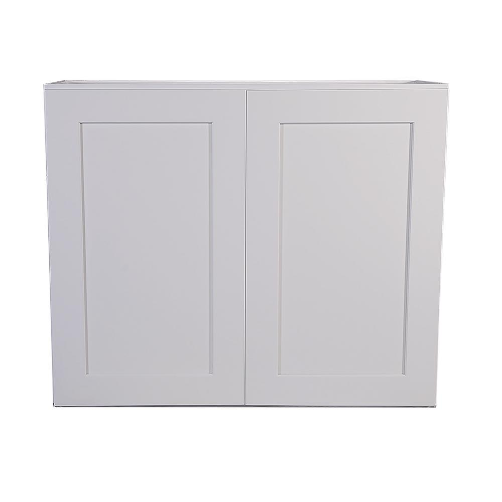 Design house brookings fully assembled 33x30x12 in for Fully assembled kitchen cabinets