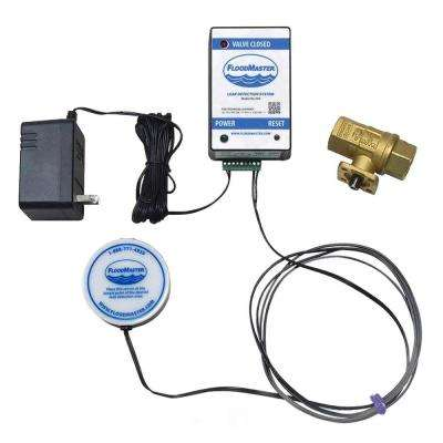 Water Tank Leak Detection and Automatic Shut-Off System for 3/4 in. Valve Size