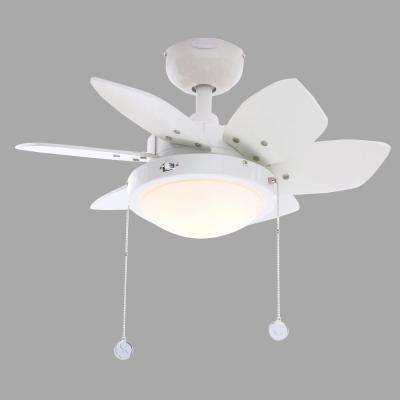 Quince 24 in. White Ceiling Fan
