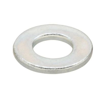 M8 Zinc-Plated Flat Washer (4-Pack)