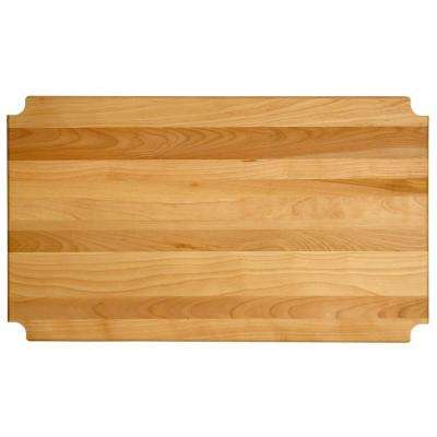Hardwood Cutting Board Insert