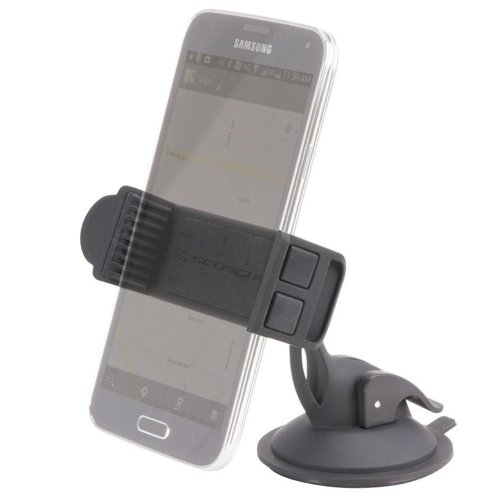 Universal Window and Dash Mount for Smartphones
