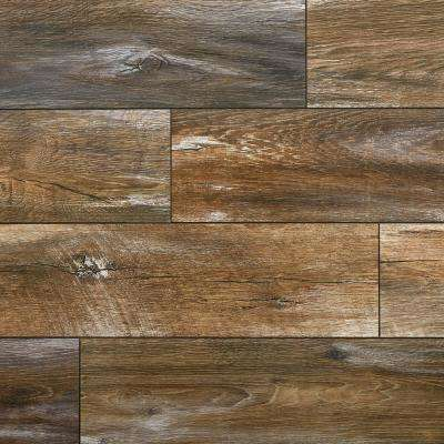 Vinebank Oak 12 mm Thick x 7-5/8 in. Wide x 54-1/3 in. Length Laminate Flooring (14.18 sq. ft. / case)