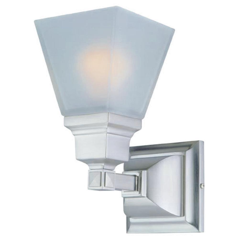 Ciara 1-Light Polished Nickel Sconce