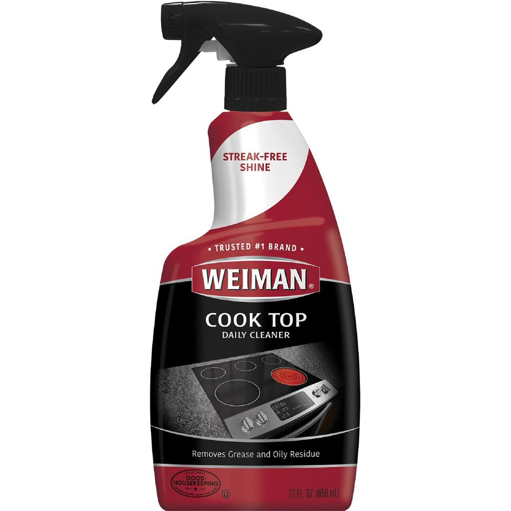 Weiman 22 oz. Cooktop Cleaner for Daily Use