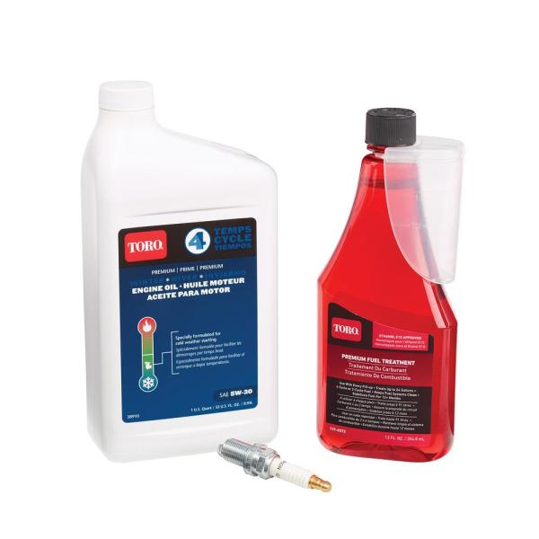 Engine Maintenance Kit for Power Max and Power Max HD Snowblower 2-Stage 342cc Engines