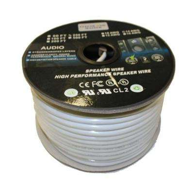 Electronic Master 250 ft. 12-2 Stranded Speaker Wire